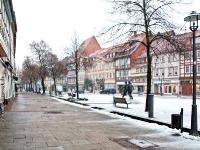 Duderstadt bei Schneefall_C313958w