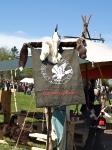 Beckdorf Blidenfest_ Wappen, Fahne_Hammerburg Falken_AA160570