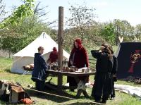 Beckforf,Blidenfest, Ritterschaft und Gesinde_AA160573