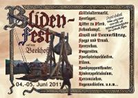 Blidenfest 2011