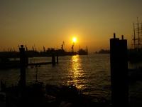 Abend im Hamburger Hafen P9273073