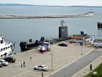 Sassnitz,Insel Rügen_Hafen_U boot OTUS_P5214637