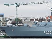 Fregatte Hamburg F220 AA090079